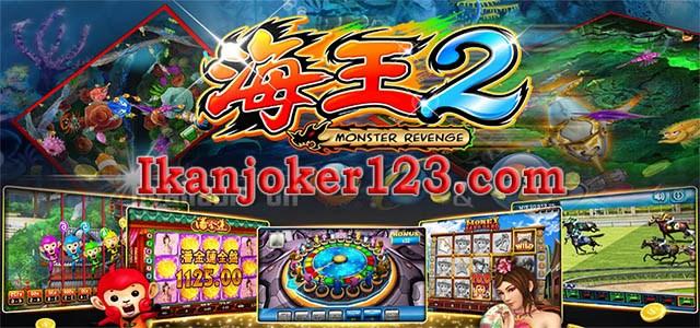 Daftar Joker 123 Game Tembak Ikan Online Terpopuler